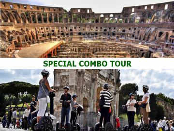 Segway Tour + Skip the Line Colosseum Tour