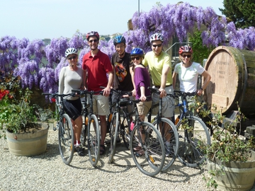 Tuscany Wine Tour by Bike