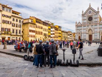 Private Florence Segway Tour