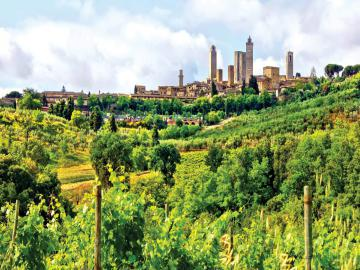 Siena, San Gimignano and Chianti Full Day