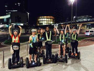 Milan Segway Night Tour