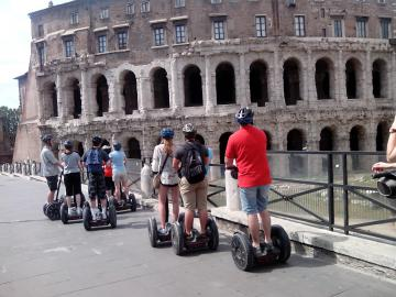 Private Rome Segway Tour