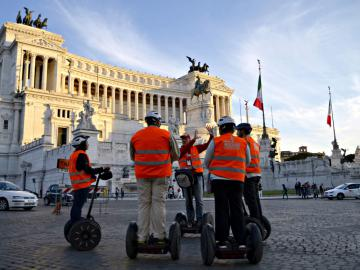 Rome Segway Night Tour