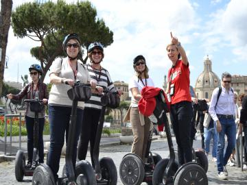 Two Hour Rome City Segway Tour