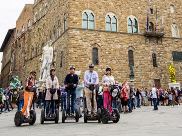 Two Hour Florence City Segway Tour