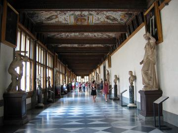 Easy Entrance Uffizi Gallery Tour
